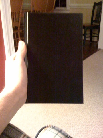 My Little Black Sketchbook